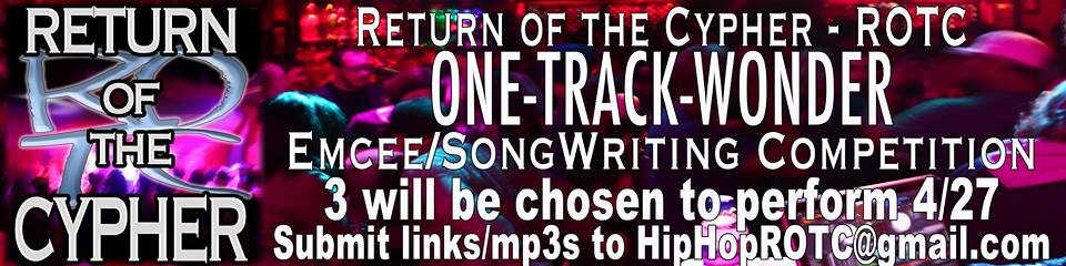 One Track Wonder