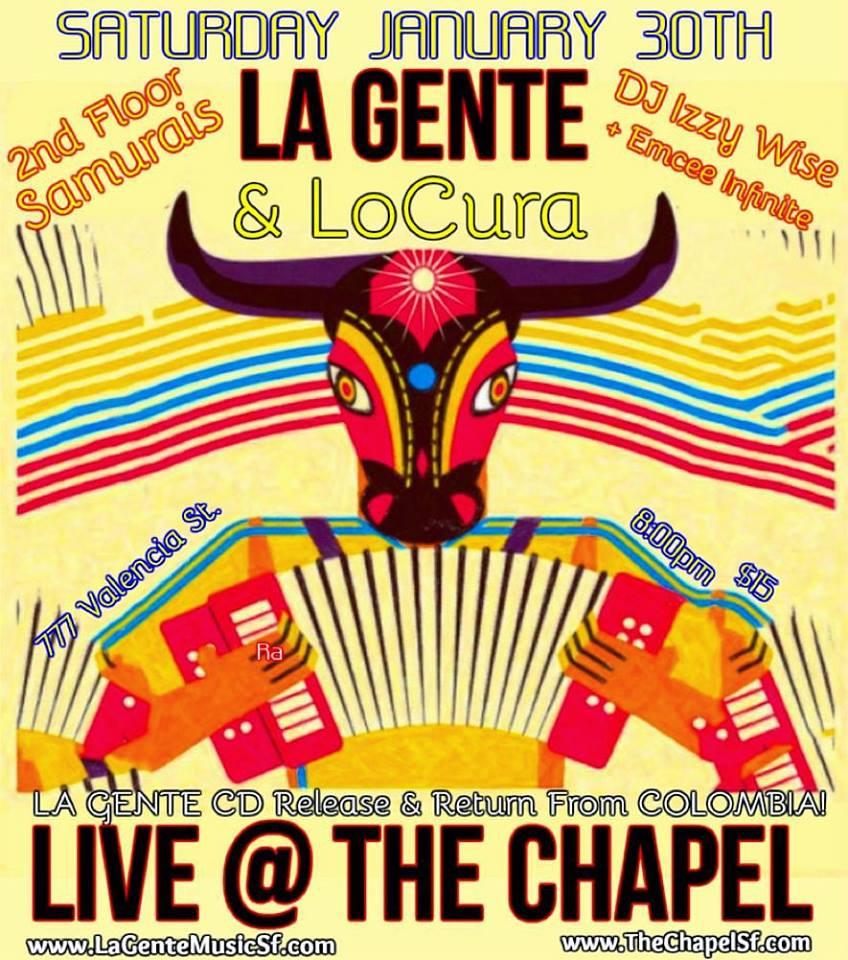La Gente Chapel Show