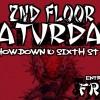 2nd Floor Saturday